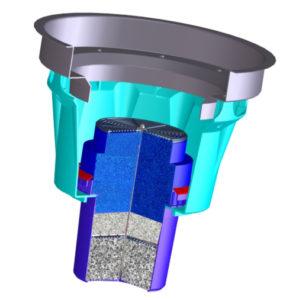 stormpod fabco round stormwater treatment