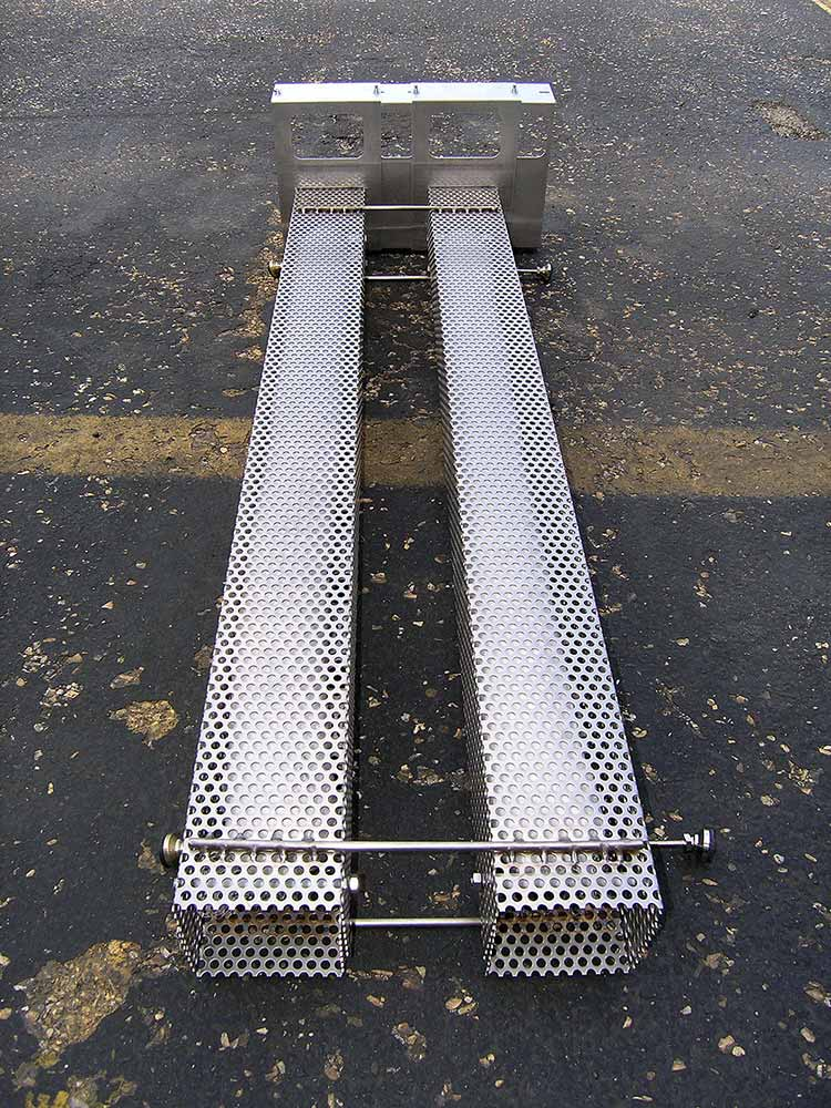 Trench Drain Filter Fabco Industries Evolved Stormwater