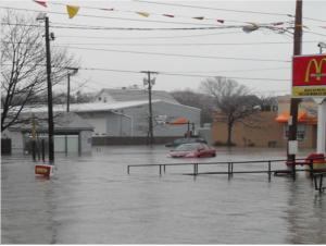 Salem stormwater flooding