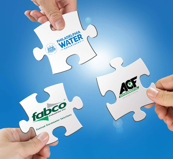 Fabco Industries, ACF Environmental and Philadelphia Water Department Team up